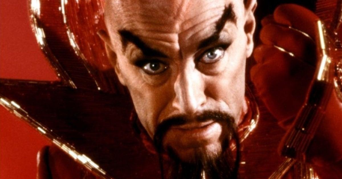 Flash Gorgon Ming Merciless Offensive Warning Re Release