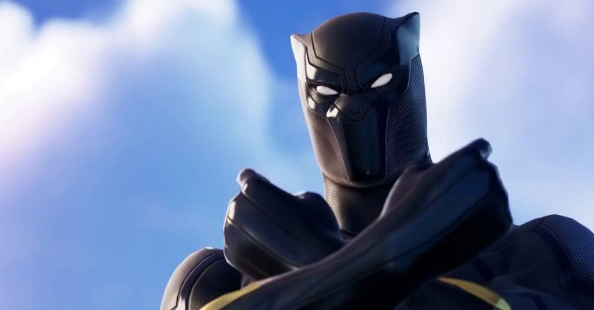 Fortnite Black Panther