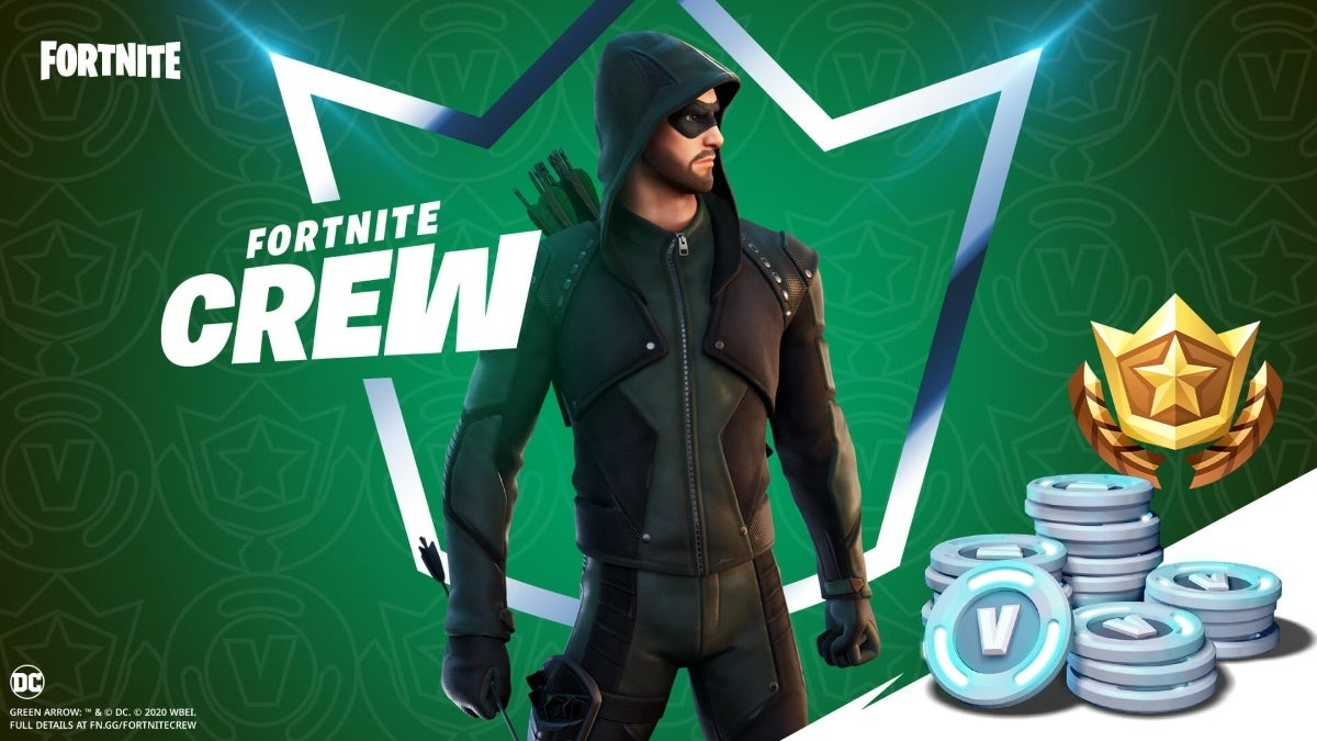 fortnite green arrow new cropped hed