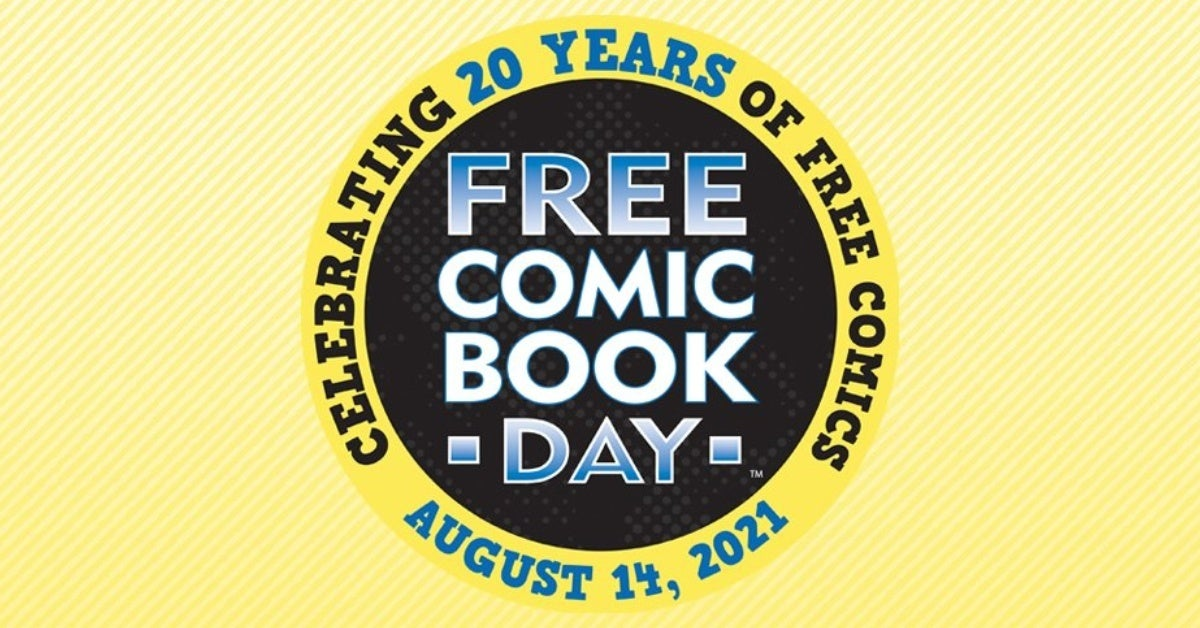 free comic book day 2021