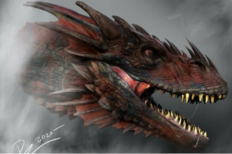 Game of Thrones House of the Dragon Concept Art