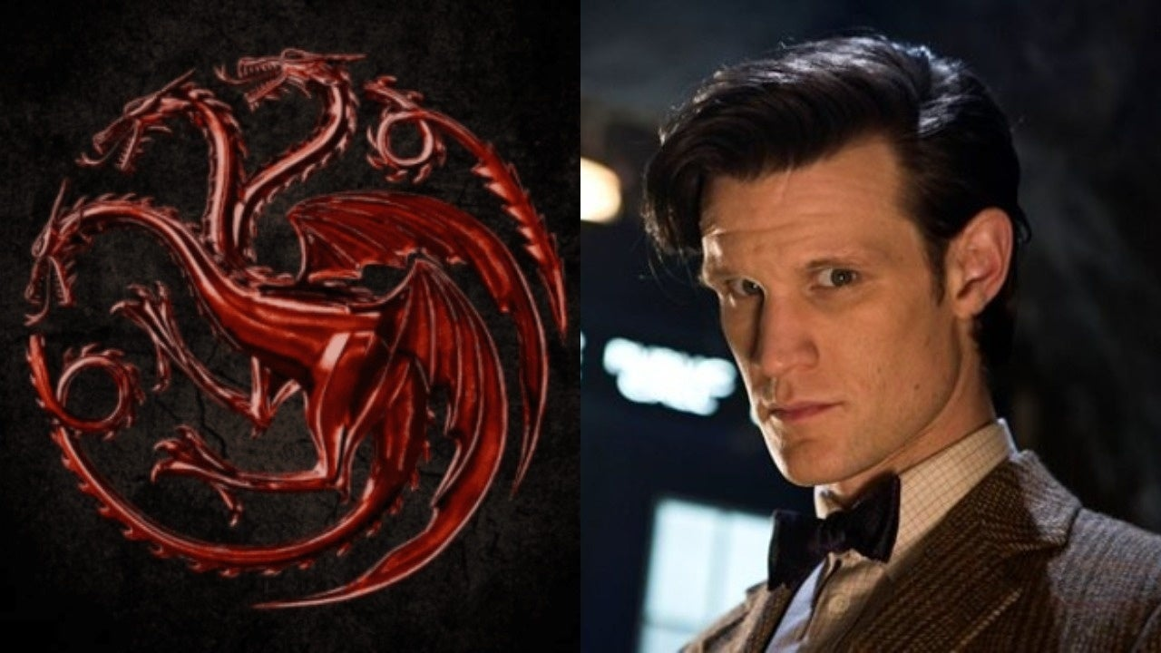 game of thrones matt smith house of dragon