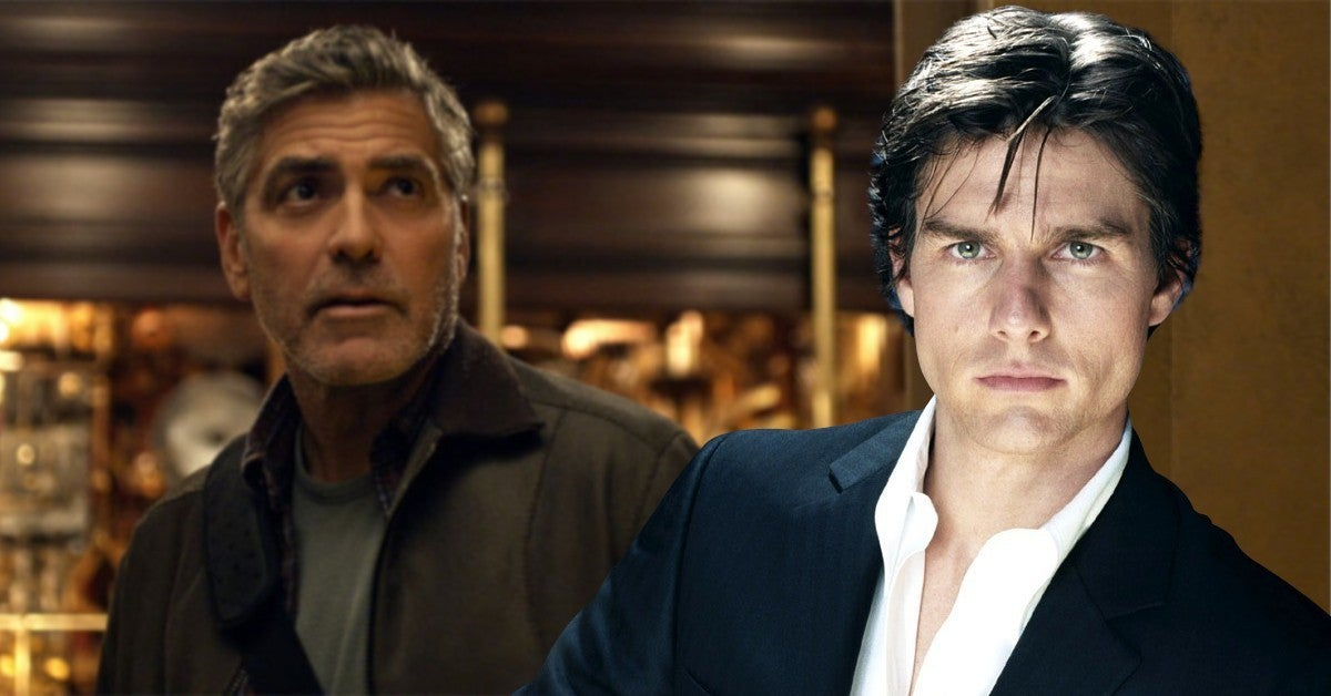 George Clooney Responds Tom Cruise Leaked Audio Mission Impossible 7 COVID Protocols
