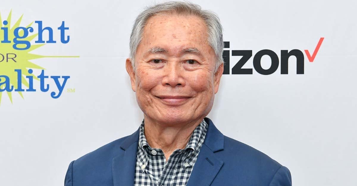 george takei getty images