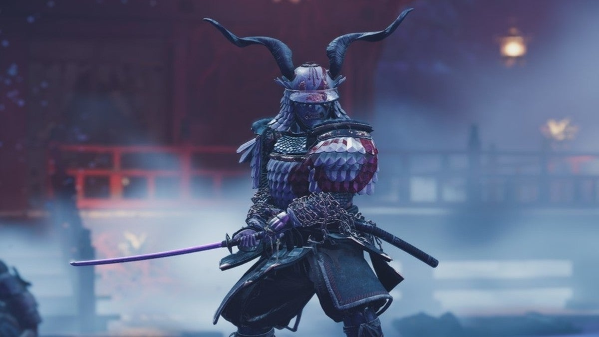 Ghost of Tsushima God of War