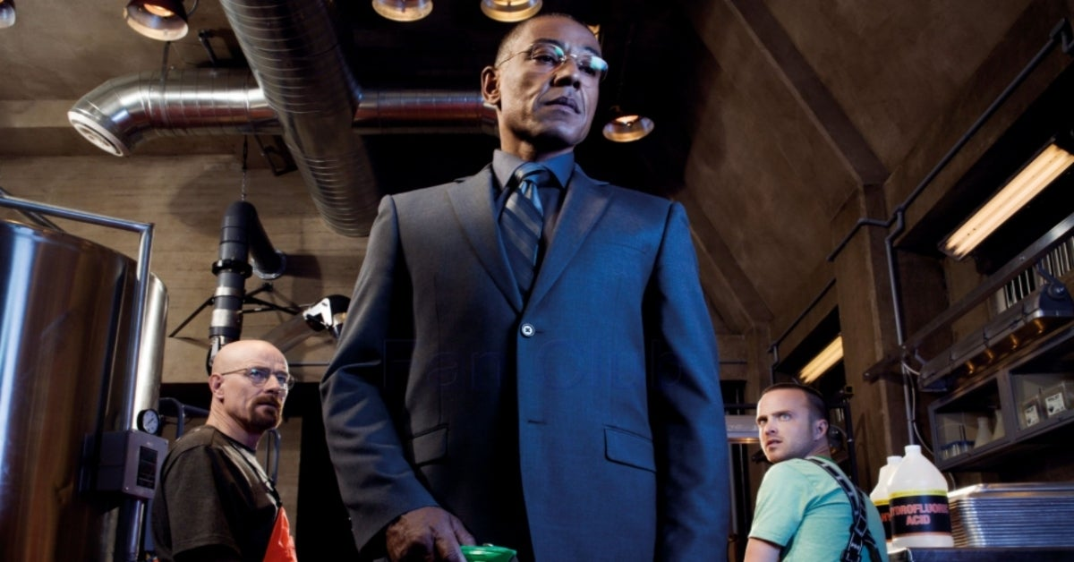 Giancarlo Esposito Gus Fring Breaking Bad