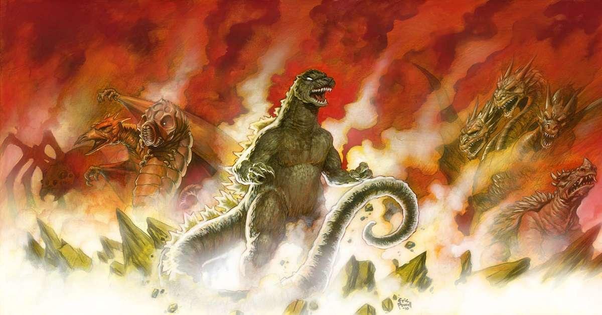 Godzilla Relaunch