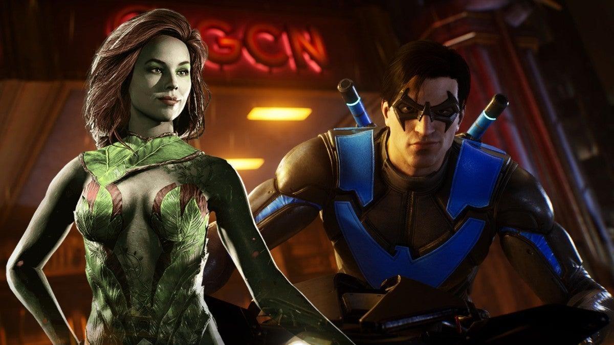 Gotham Knights Poison Ivy