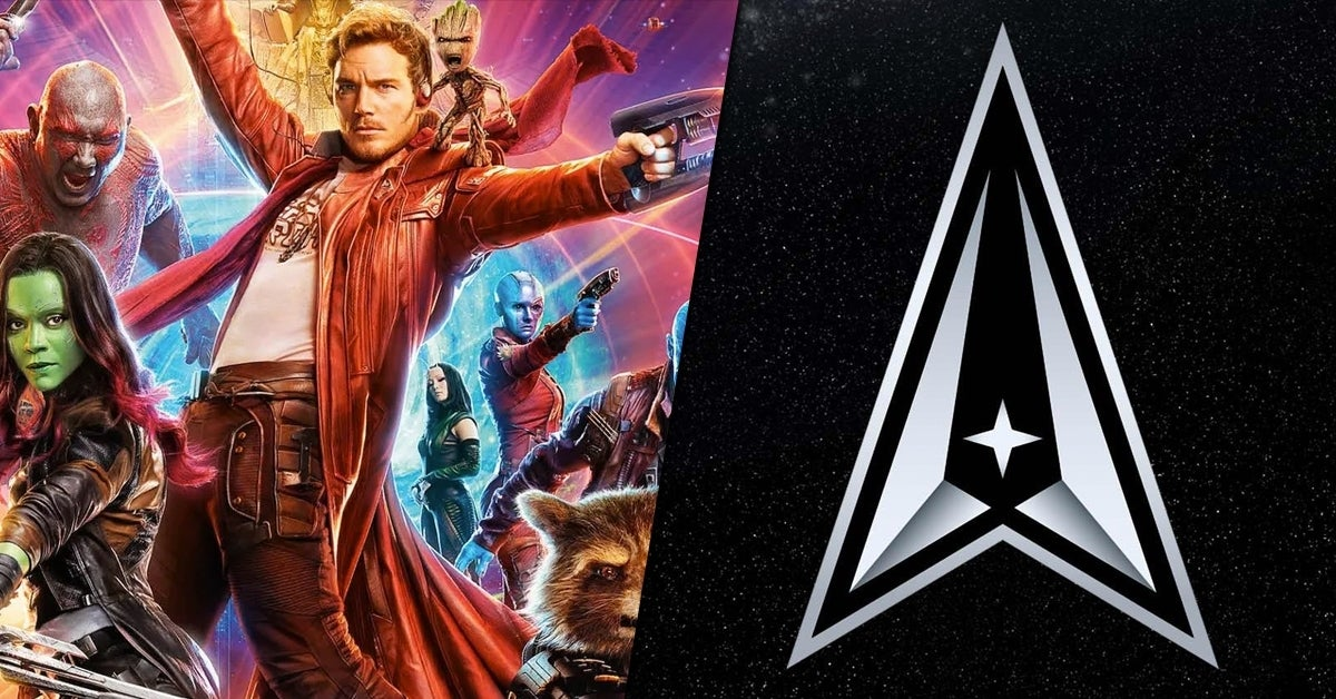 guardians of the galaxy space force