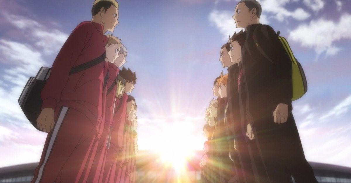 Haikyuu Season 4 Finale Cliffhanger Karasuno Nekoma Rematch Garbage Dump