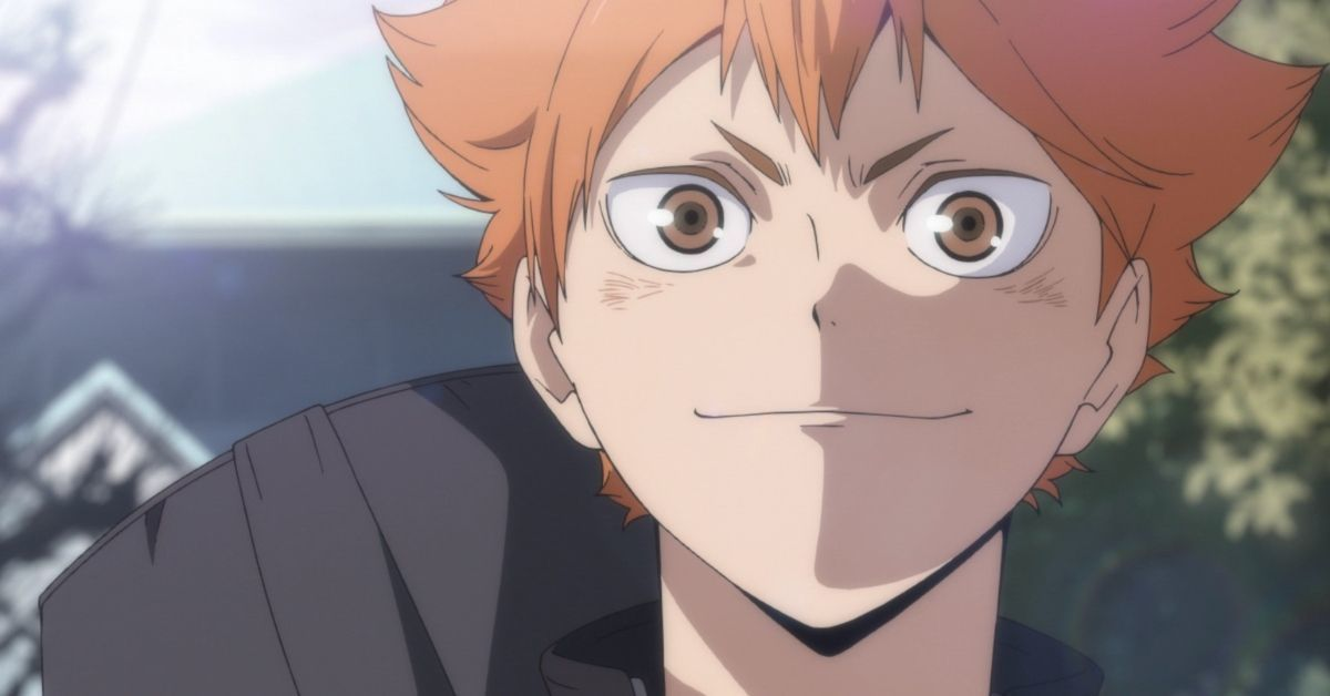 Haikyuu Season 4 Finale Shoyo Hinata
