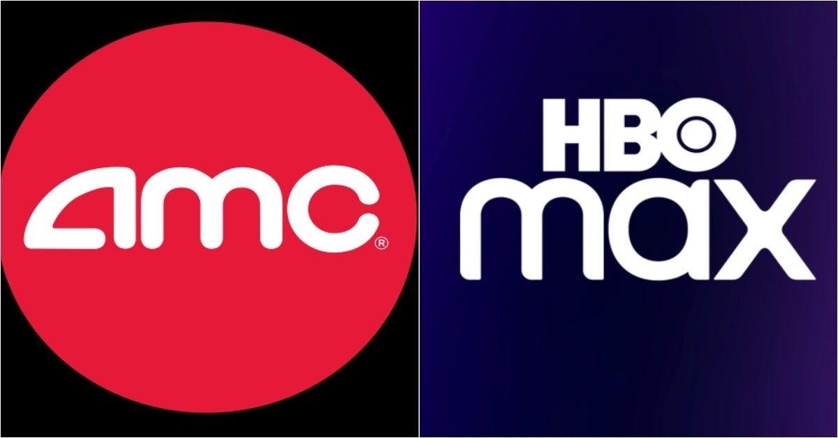 HBO Max AMC Theatres