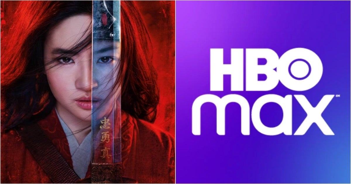 HBO Max Disney Mulan 2020