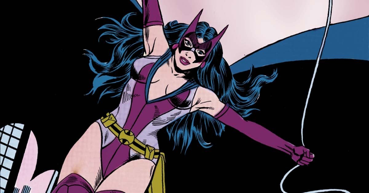 helena wayne huntress