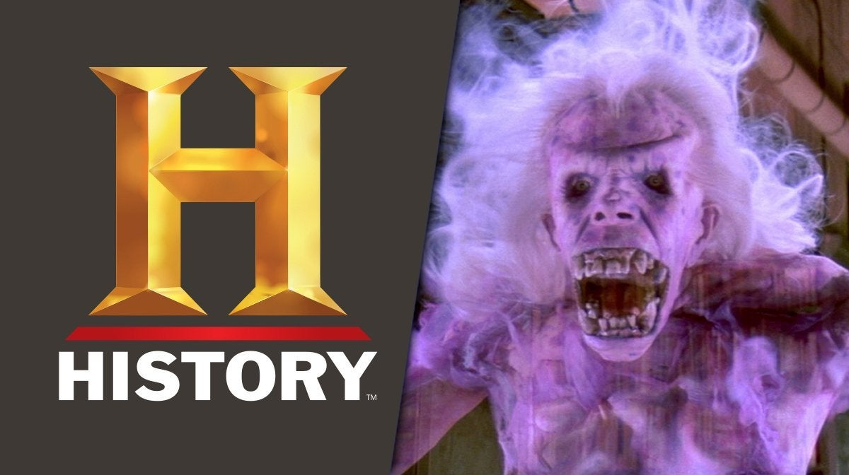 history channel ghosts