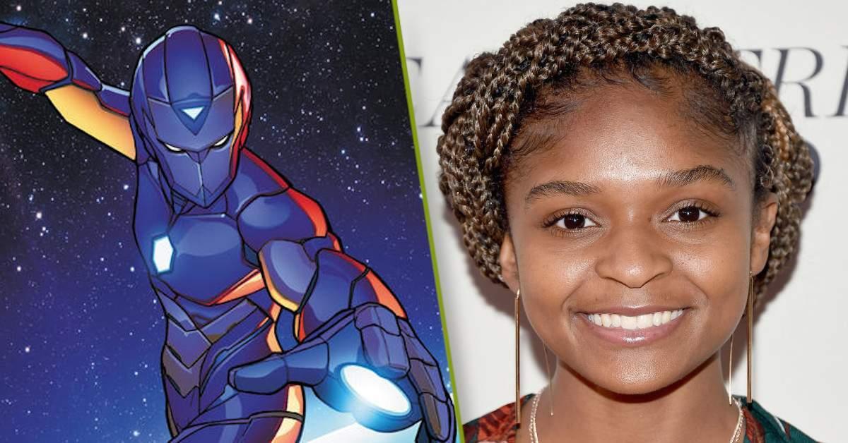 Ironheart Riri Williams Dominuque Thorne Marvel Disney Plus