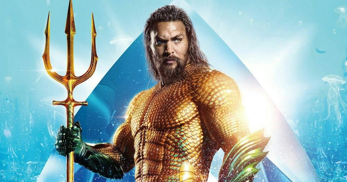 Jason Momoa Surprises Aquaman Fan Cancer Patient Movie Trident