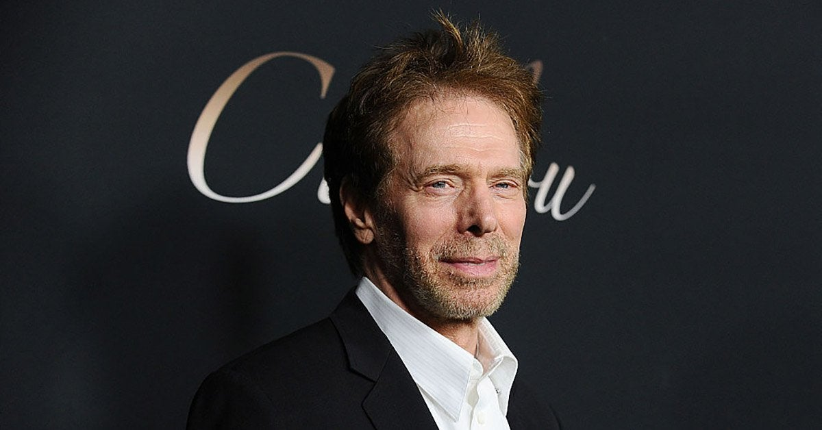 jerry bruckheimer getty images