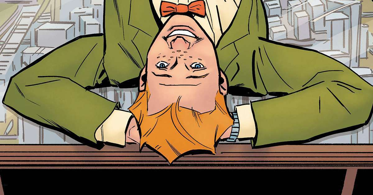 jimmy olsen dc comices