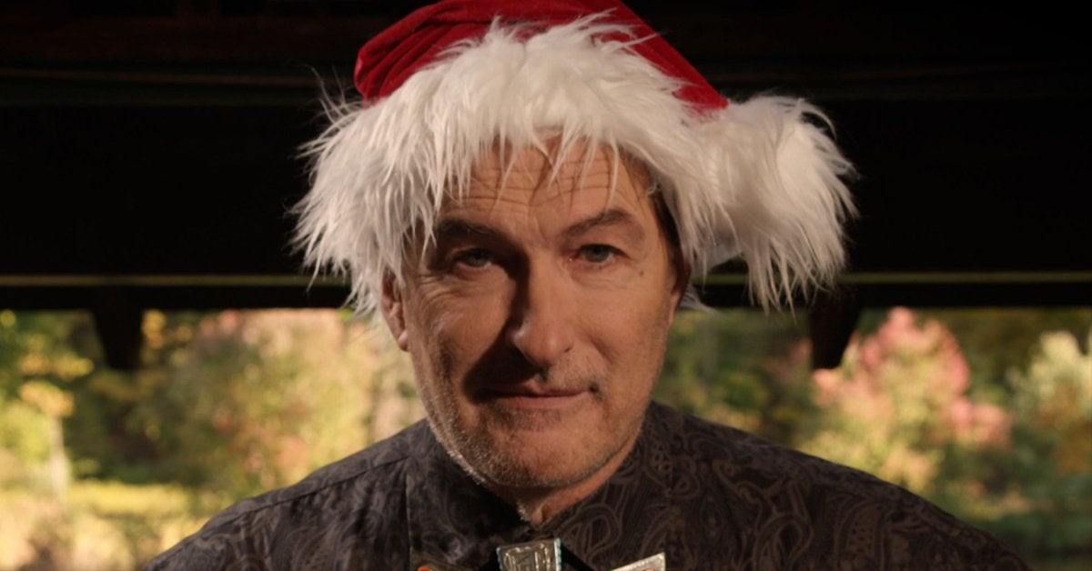 joe bob briggs saves christmas shudder