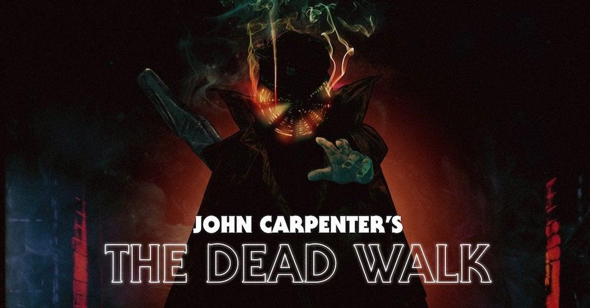 john carpenter lost themes iii the dead walk header
