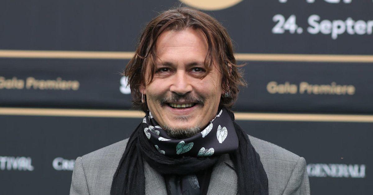 Johnny Depp 2020 holiday message