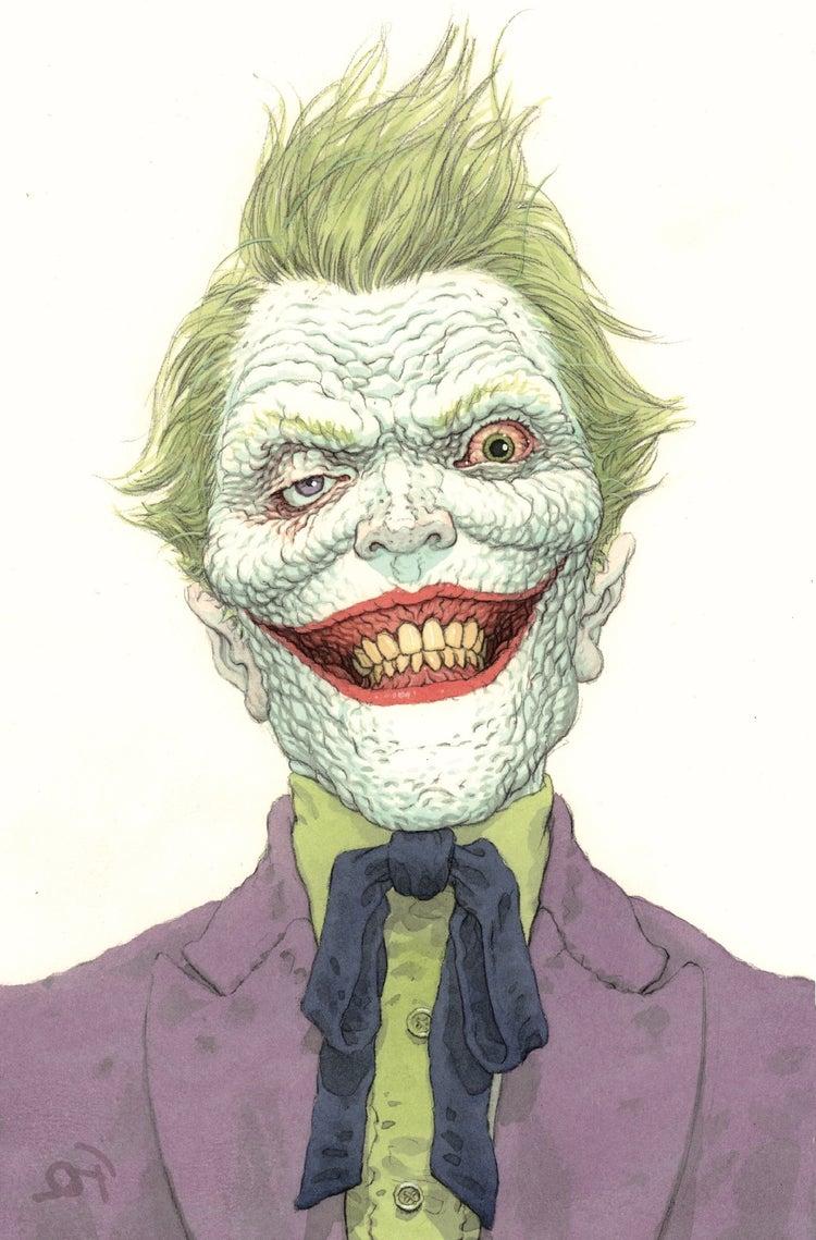 Joker 1_Variant Quitely
