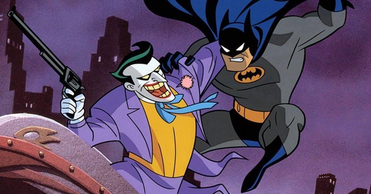 joker batman catwoman mask of phantasm