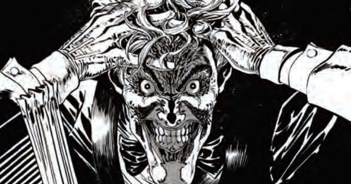 joker comic preview