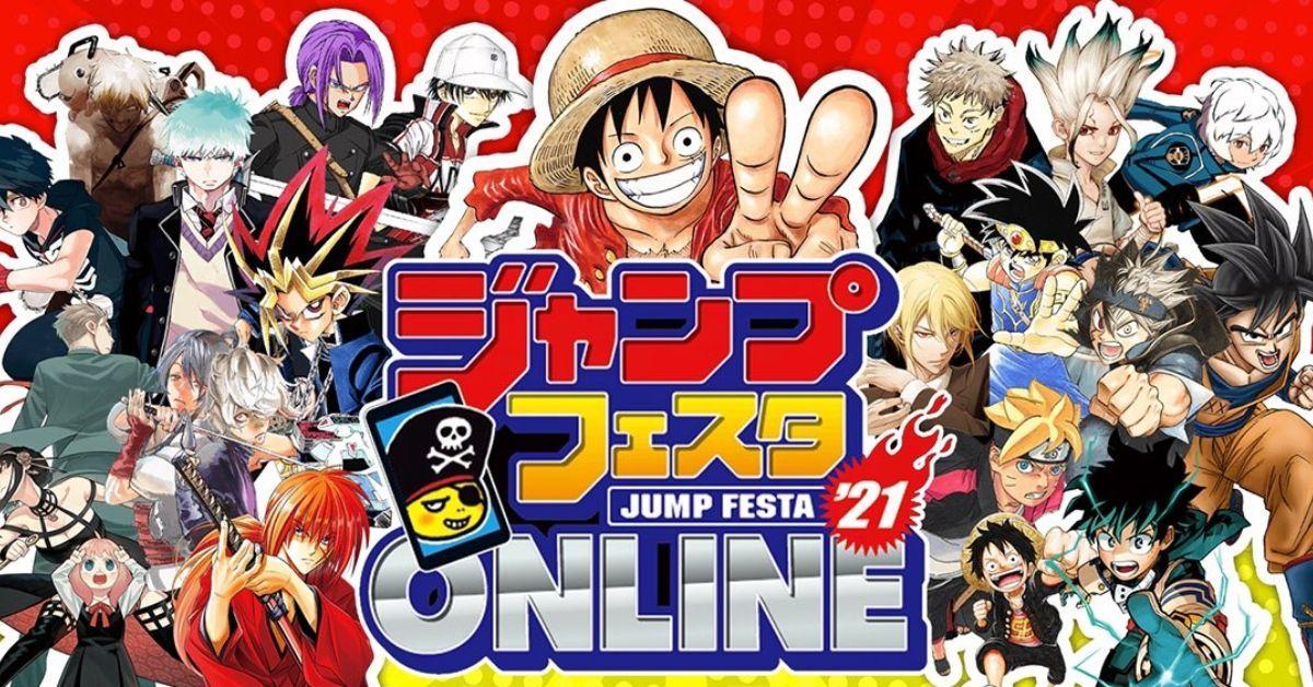 Jump Festa 2021 Online Shueisha