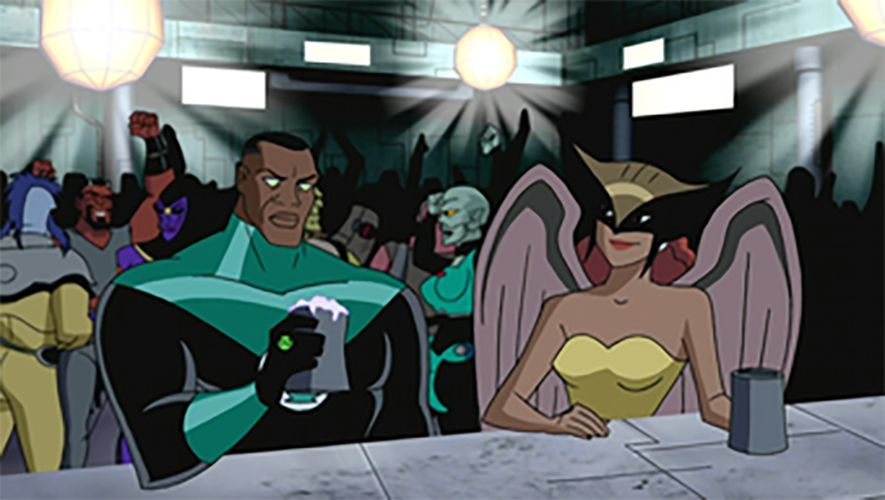 justice league comfort and joy
