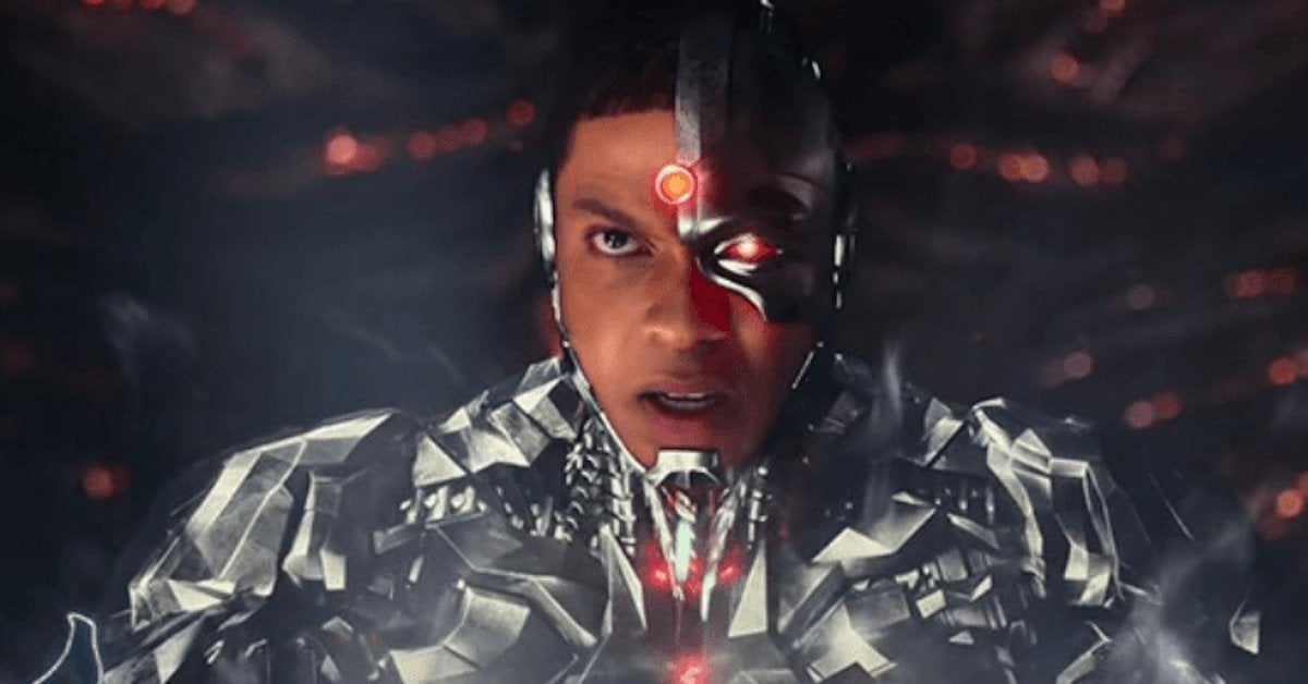 Justice League Ray Fisher Wont Work DC FIlms Walter Hamada