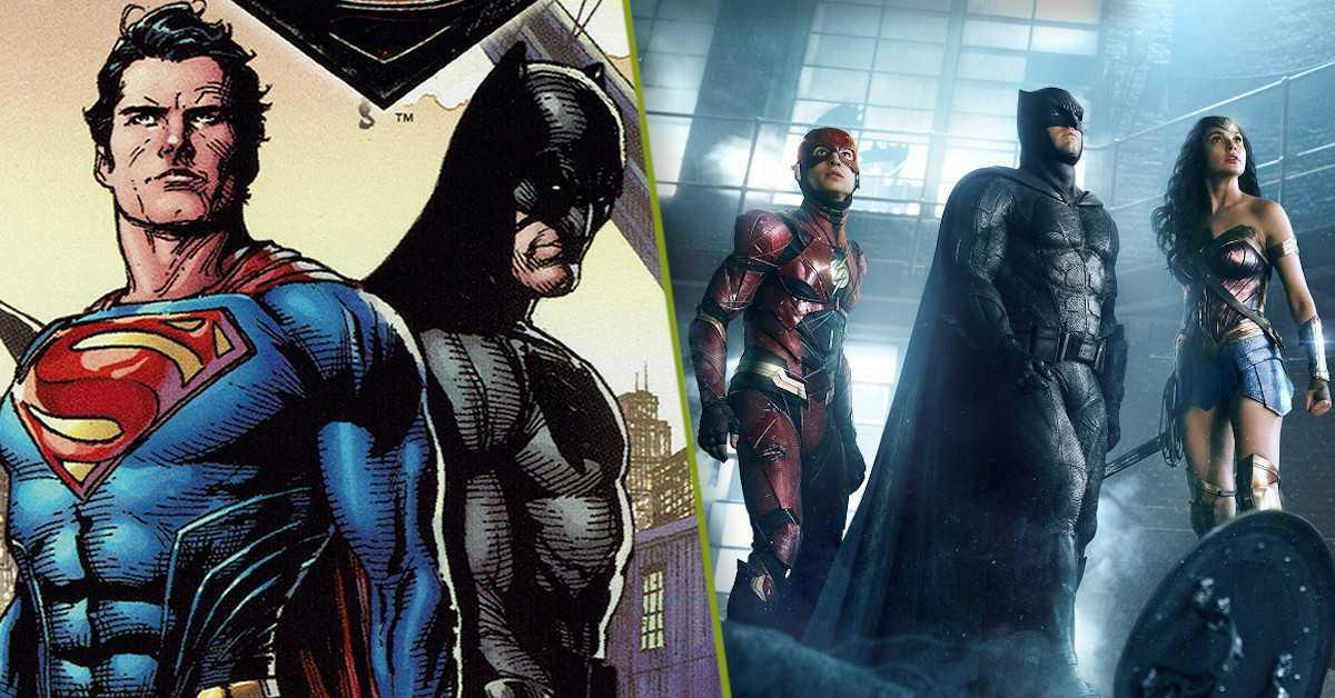 Justice League Snyder Cut Comics