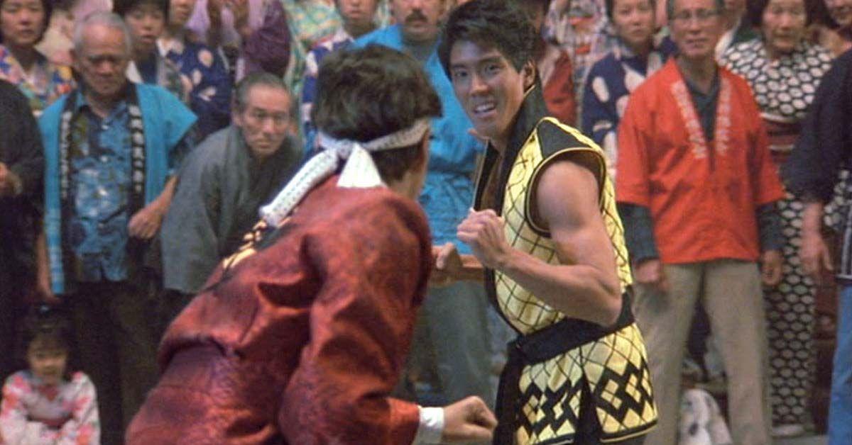 karate kid part 2 chozen