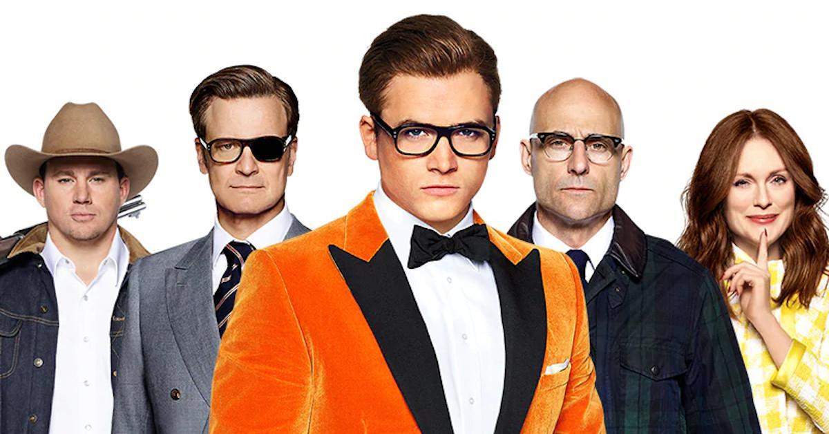 Kingsman Movies
