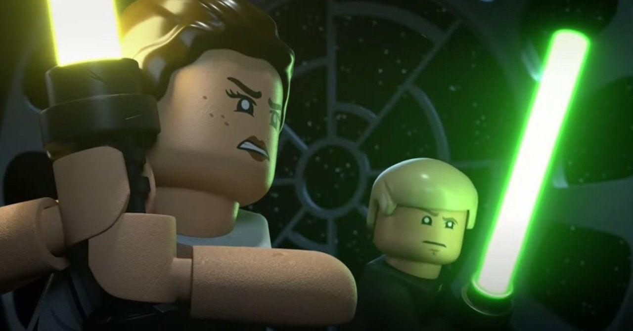 Mark Hamill Reveals Why He Didn't Voice Luke Skywalker In LEGO Star Wars Holiday Special