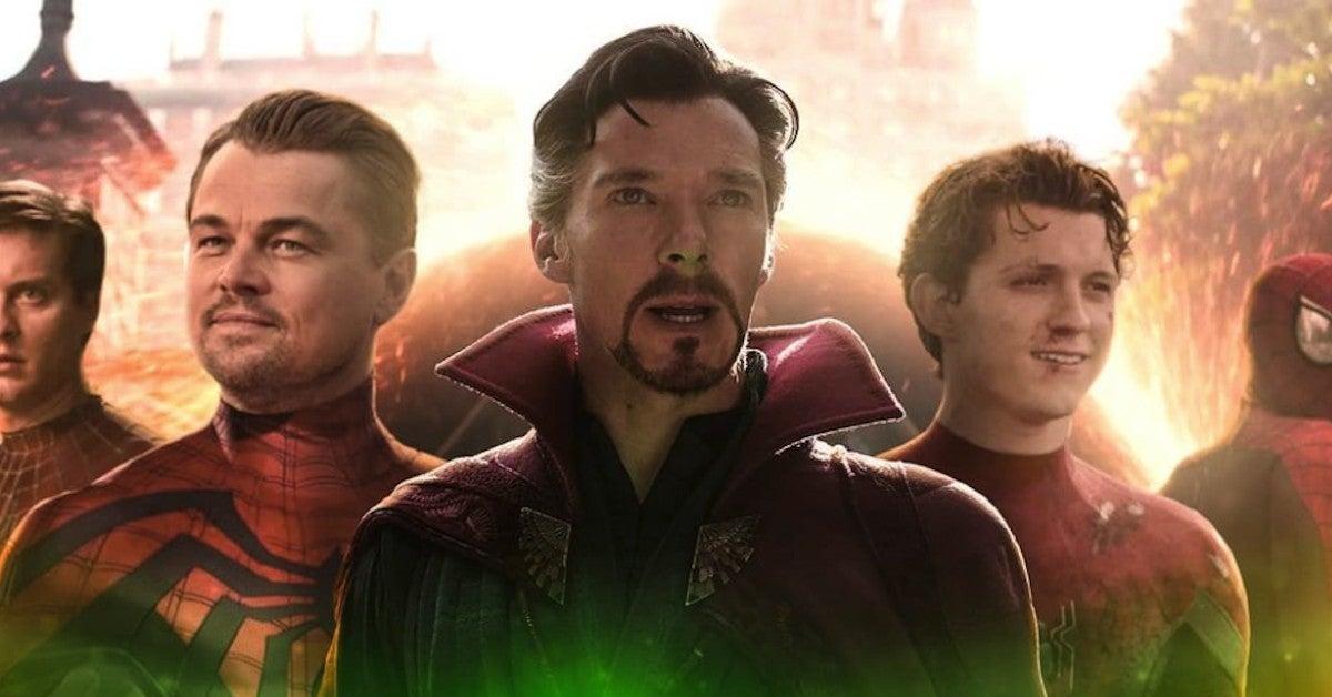 Leonardo Dicaprio Spider-Man Doctor Strange 2 Multiverse Madness