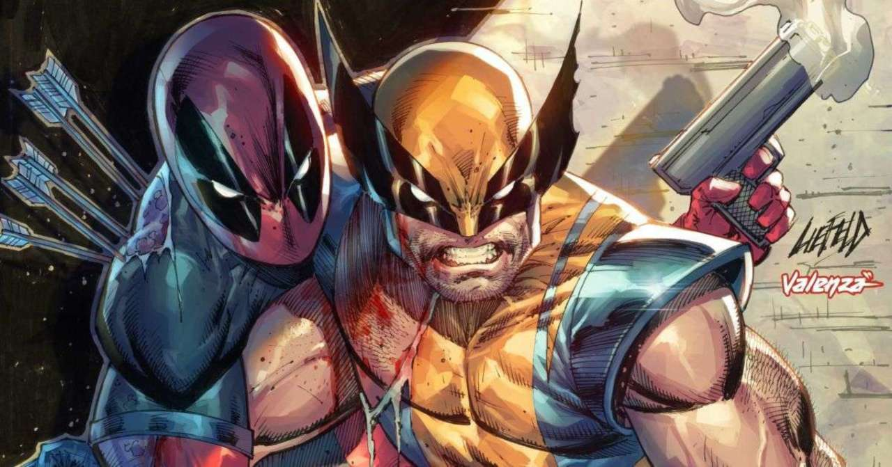Deadpool 30th Anniversary Covers By Rob Liefeld Revealed
