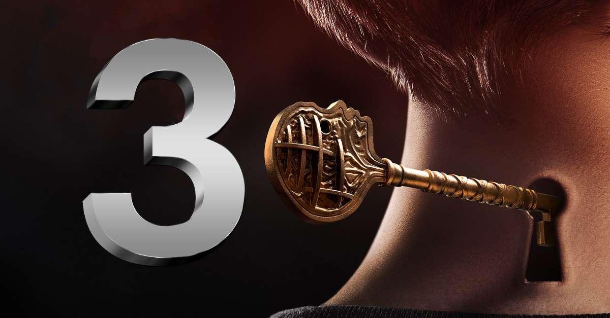 Locke Key Season 3 Renewed Netlfix