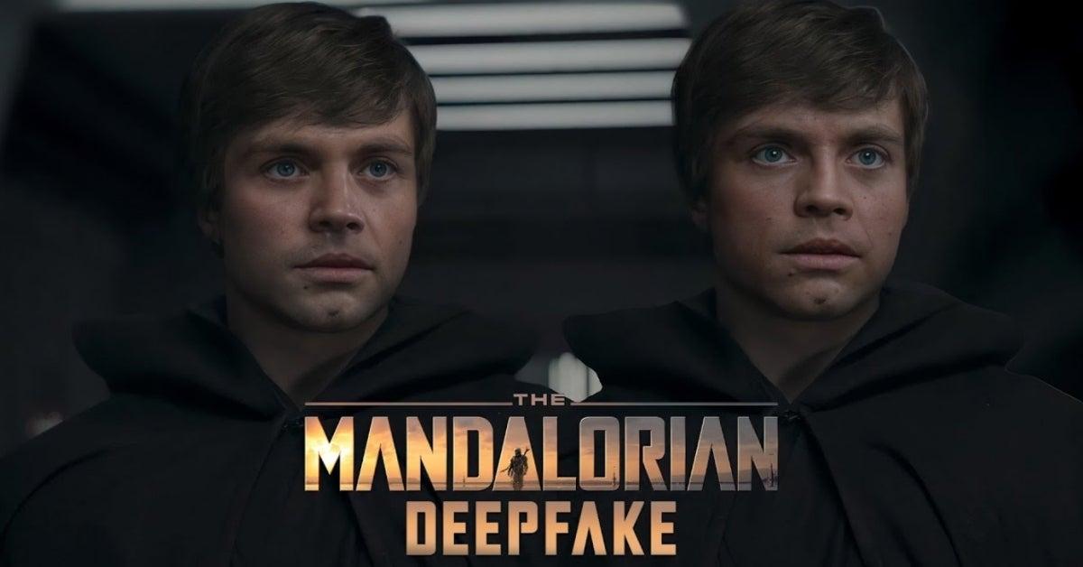 Luke Skywalker The Mandalorian Star wars