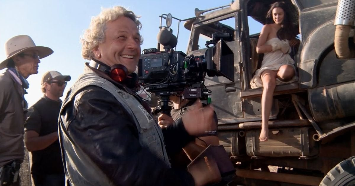 mad max director george miller new movie