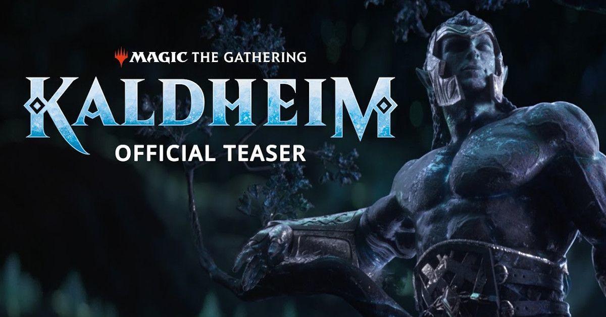 Magic the Gathering Kaldheim Teaser