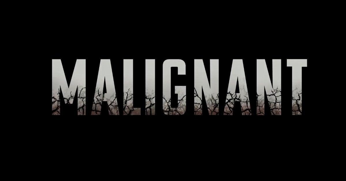 malignant movie logo 2021