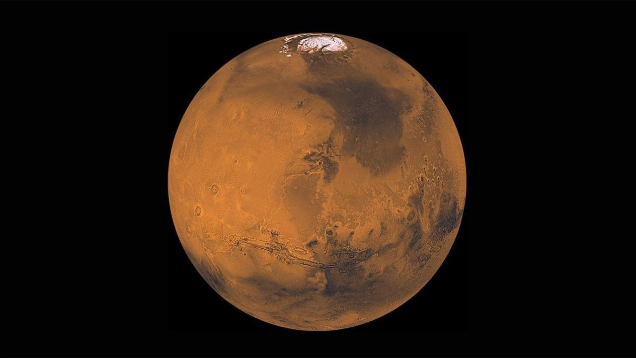 Scientists Are Hoping to Turn Mars Green