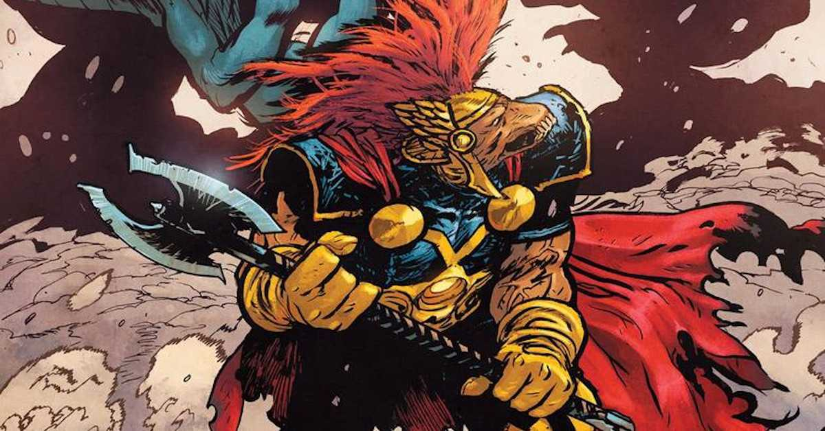 Marvel Beta Ray Bill Series Daniel Warren Johnson