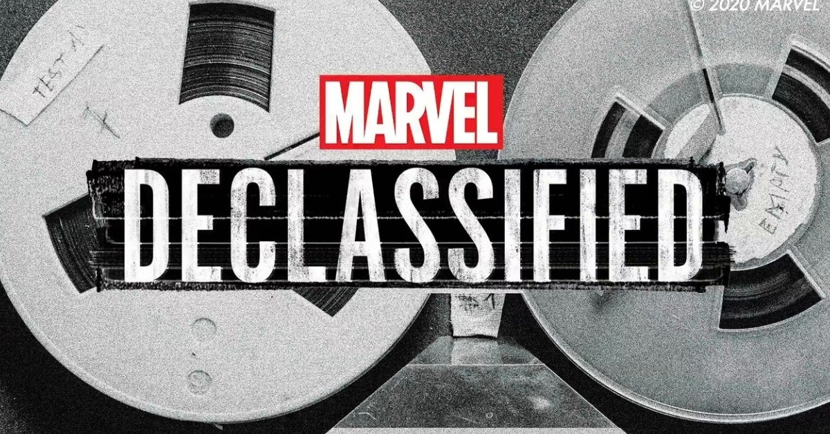 marvel declassified podcast siriusxm