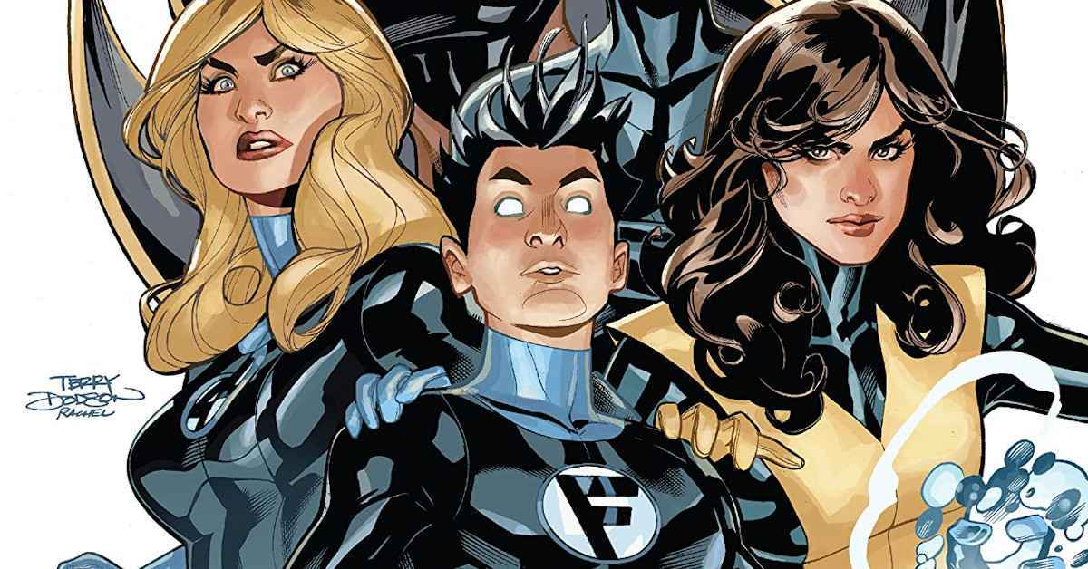 Marvel Fantastic Four X-Men Franklin Richard Mutant