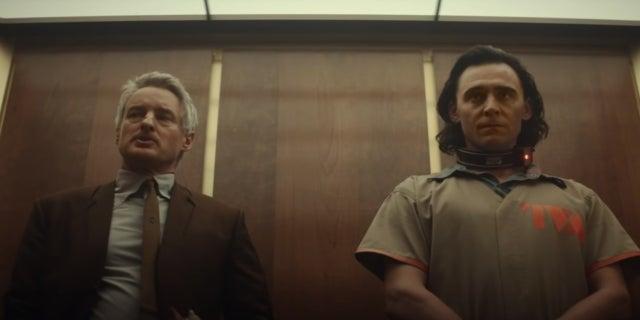 Marvel Loki Owen Wilson Tom Hiddleston