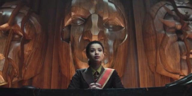 Marvel Loki Trailer Kang First Look  Gugu Mbatha-Raw