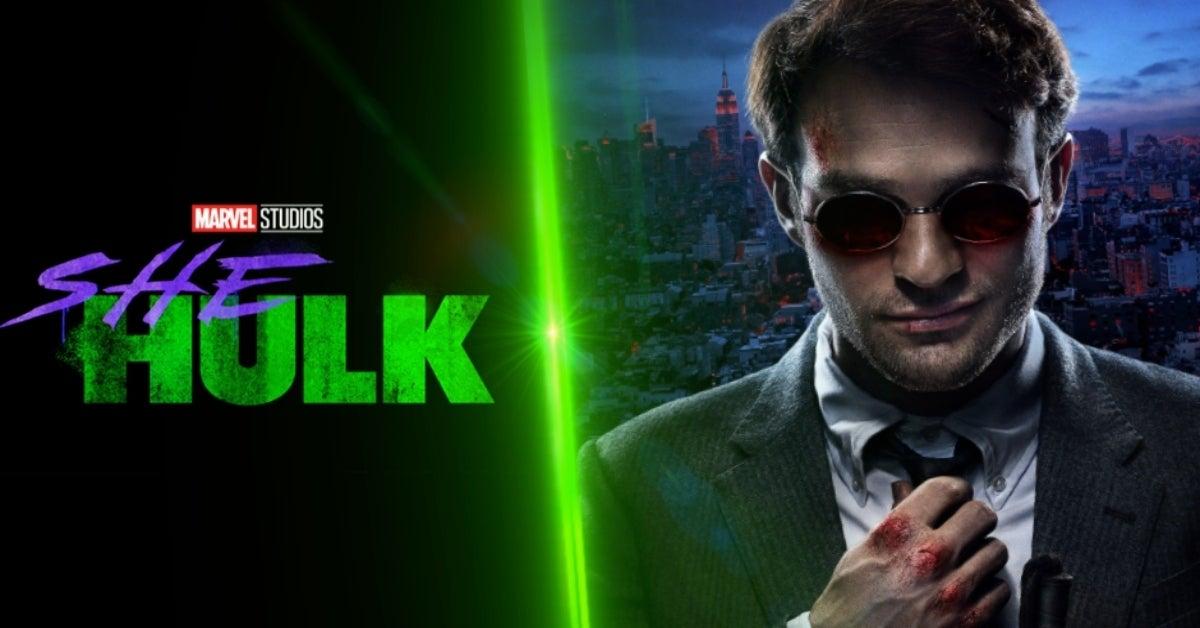 Marvel She-Hulk Charlie Cox Daredevil COMICBOOKCOM